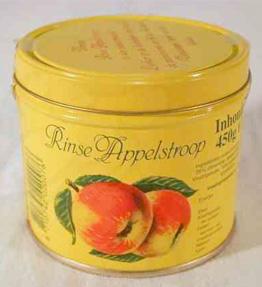 appelstroop gezond beleg