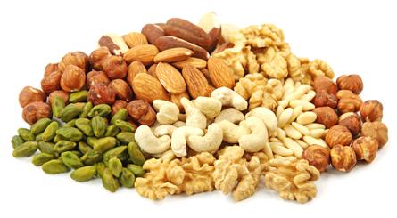 noten gezond vet