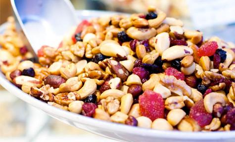 noten gezond