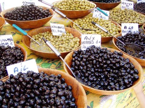 olijven gezond tussendoortje