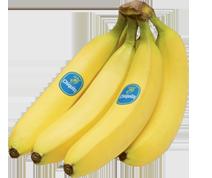 banaan-snack savonds