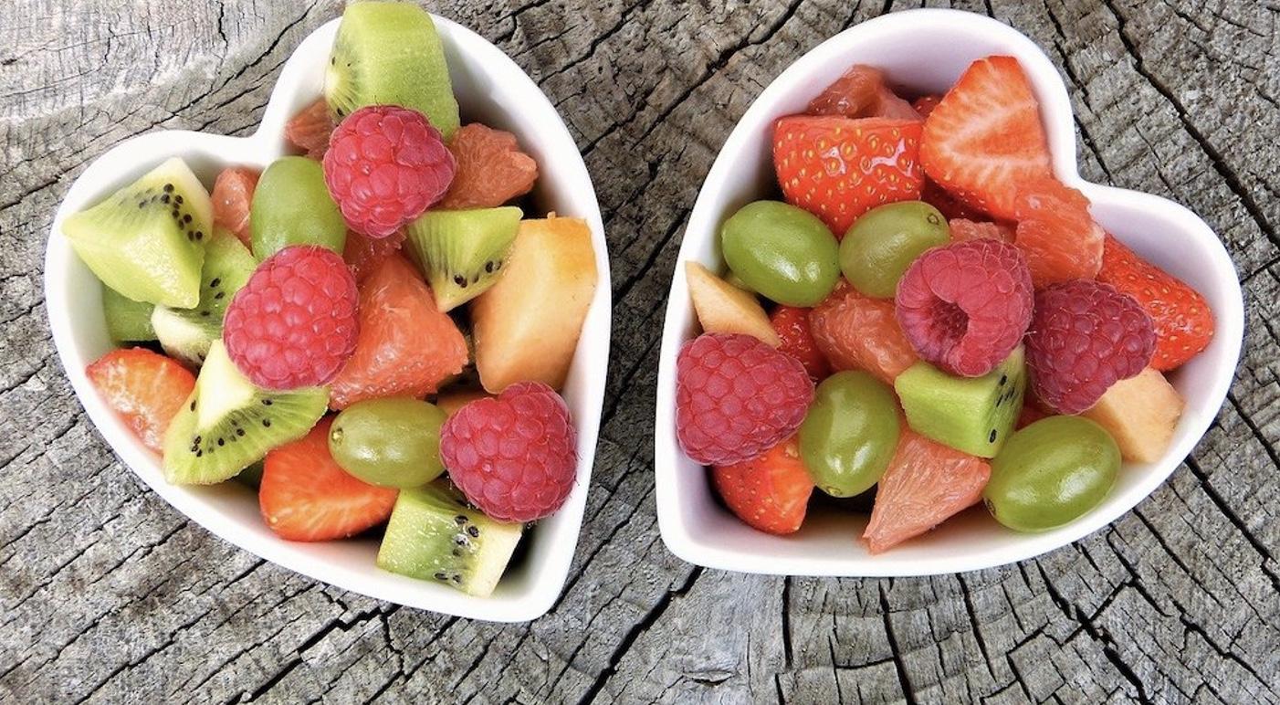fruit tussendoortje